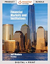 Bundle: Financial Markets and Institutions, Looseleaf Version, 12th + MindTap Finance, 1 term (6 months) Printed Access Card