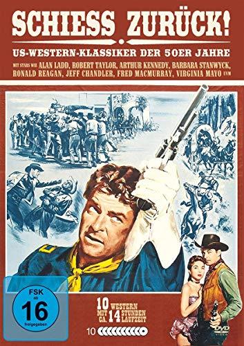 Western DVD Box - Schiess zurück ! 10 US Western der 50er Jahre