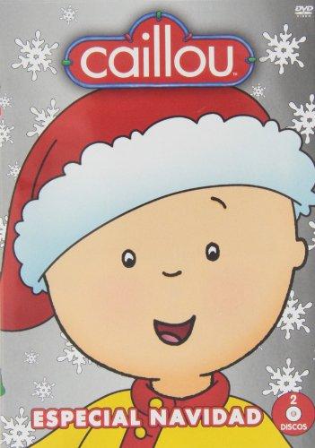 Caillou Especial Navidad: Una Navidad Magica/ Feliz Navidad (2) [DVD]