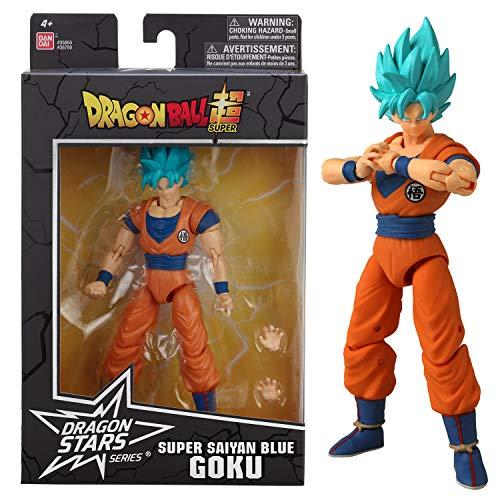 Bandai– Dragon Ball Super– Dragon Stars Figur – Super-Saiyajin Blue Goku– 36780