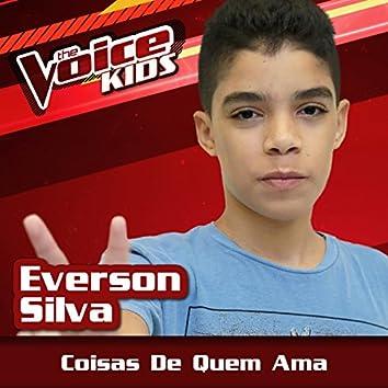 Coisas De Quem Ama (Ao Vivo / The Voice Brasil Kids 2017)