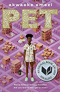 Pet by Akwaeke Emezi science fiction and fantasy book and audiobook reviews