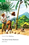Penguin Readers: Level 3 THE SWISS FAMILY ROBINSON (MP3 PACK) (Pearson English Graded Readers)