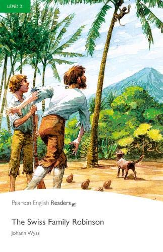 Penguin Readers: Level 3 THE SWISS FAMILY ROBINSON (MP3 PACK) (Pearson English Graded Readers)の詳細を見る