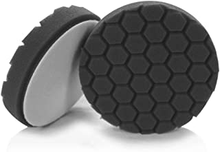 Chemical Guys BUFX_106_HEX5 Hex-Logic Finishing Pad, Black (5.5 Inch)