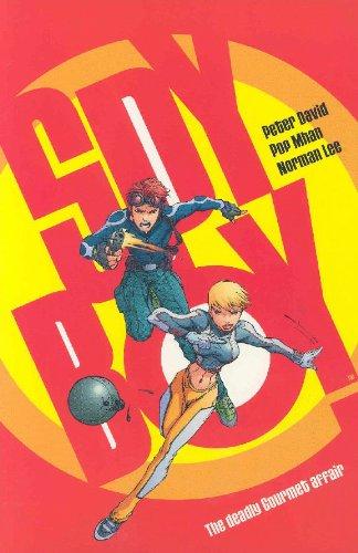 SpyBoy Volume 1: The Deadly Gourmet Affair (Spyboy (Graphic Novels))の詳細を見る