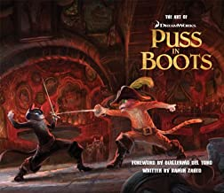 Art of Puss in Boots