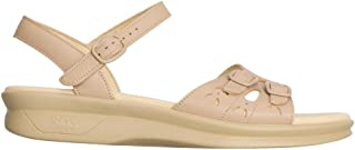 Women's Duo Natural Leather Sandal Size 4 Medium