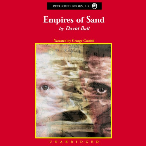 Empires of Sand audiobook cover art