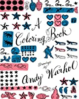 A Coloring Book: Drawings by Andy Warhol (Colouring Books)