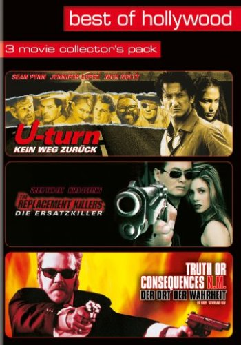 Best of Hollywood - 3 Movie Collector's Pack: U-Turn - Kein Weg zurück / The Replacement . [3 DVDs]