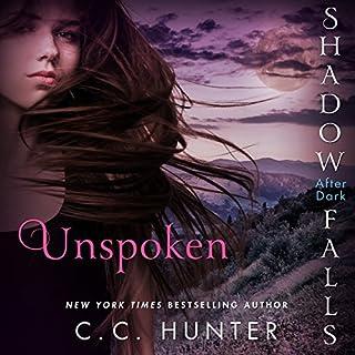 Unspoken audiobook cover art
