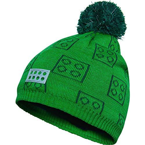 Lego Wear - Chapeau - Bébé (Fille) Vert Vert (Green 867)