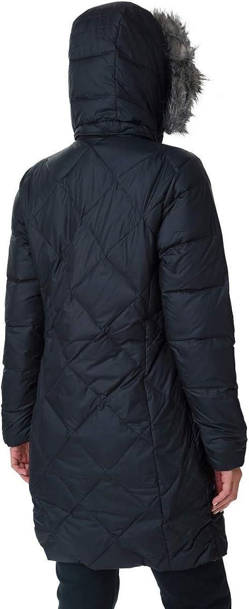 Columbia Womens Icy Heights II Mid Length Down Jacket