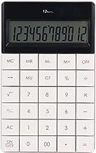 $31 » Calculator Desktop Electronic Desktop Calculator 12 Digit Large LCD Display Handheld Daily and Basic Office Desktop Calcul...