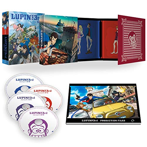 Lupin The Third : L'Aventure Italienne-Intégrale [Édition Collector]
