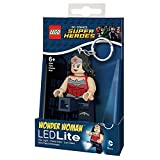 Super Heroes Portachiavi LEGO Lights DC Superheroes Wonder Woman