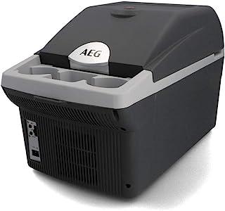 AEG Automotive Board-Bar BK 16 termoelektrisk kyl- och varmhållningsbox 16 liter, 12 volt för bil och uttag, kan fästas i ...