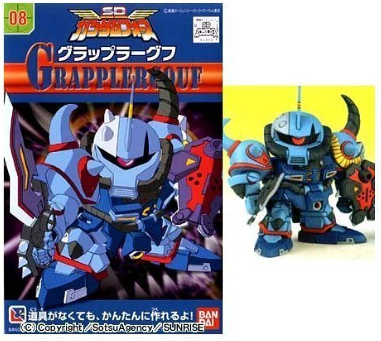 Grappler Gouf SD Gundam Force