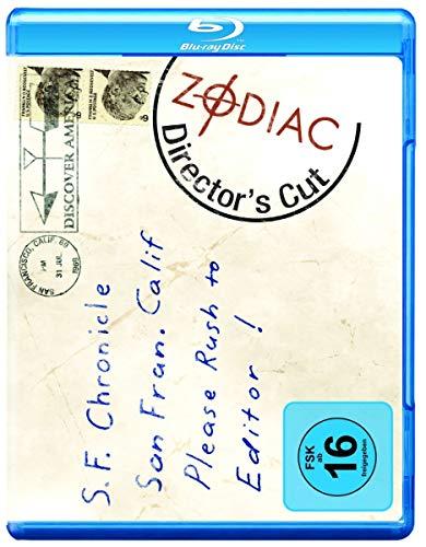 Zodiac - Die Spur des Killers [Blu-ray] [Director\'s Cut]