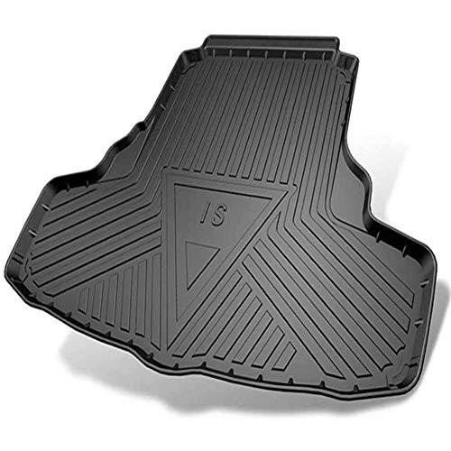 XAYGB Alfombrillas para Maletero De Coche, para Lexus IS250 2013-2015,cubremaletero para Maletero a Medida, Almohadilla Protectora, Accesorios Traseros Automáticos