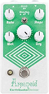 EarthQuaker Devices Arpanoid V2 Polyphonic Pitch Arpeggiator Guitar Effects Pedal