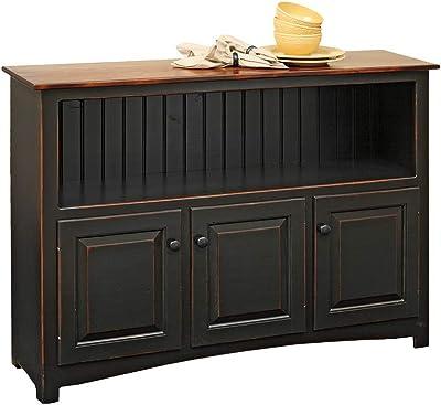 Amazon.com: Giantex Buffet - Armario de madera para mesa ...