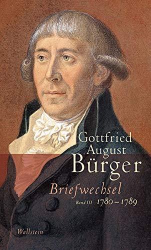 Briefwechsel: 1780-1789