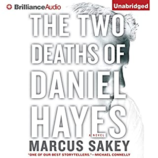 The Two Deaths of Daniel Hayes audiobook cover art