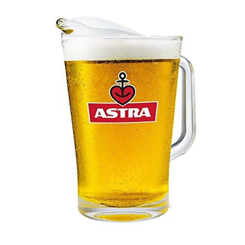ASTRA BIER GLAS PITCHER 1,5 LITER