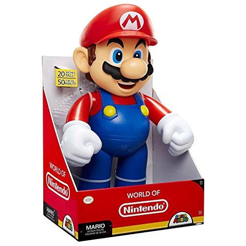 Jakks Pacific - Figurine Mario 50cm -...
