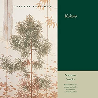Kokoro                   By:                                                                                                                                 Natsume Soseki                               Narrated by:                                                                                                                                 Matt Shea                      Length: 7 hrs and 8 mins     162 ratings     Overall 4.4