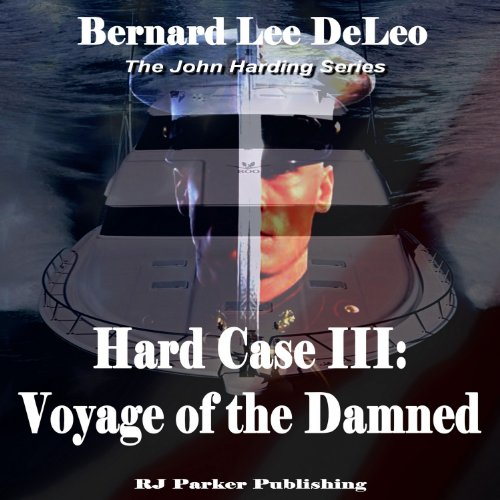 Voyage of the Damned audiobook cover art