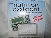 Nutritionアシスタント31日栄養計算機