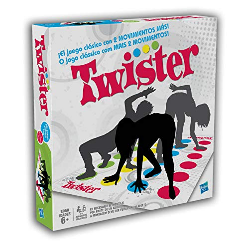 Twister - Hasbro Gaming...