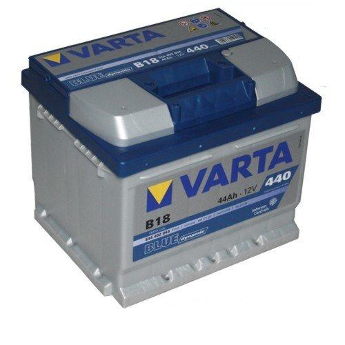 VARTA B18 Blue Dynamic / Autobatterie / Batterie 44Ah
