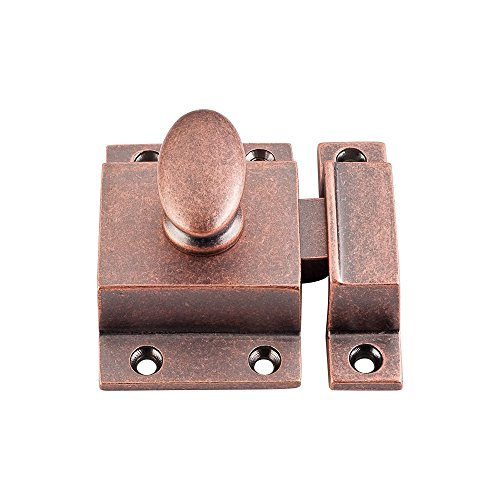 Top Knobs M1782 Additions Collection 2 Inch Cabinet Latch, Antique Copper