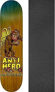 Anti Hero Skateboards Daan Van Der Linden Grimple Business Skateboard Deck - 8.06