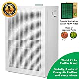 "#1 AIR PURIFIER: Coway is loved across the world for its unique technology, award-winning design and user friendly Air Purifiers. Coway has World's Largest R&D Centre for Air Care Products with 243 full-time researchers. Today, ""Coway Air Purifier"" i..."