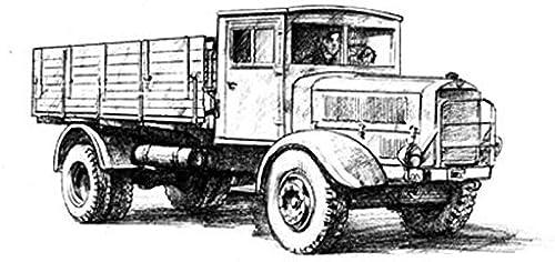 1 35 German L-4500 Truck Einheitsfahrerhaus by Dragon Models USA