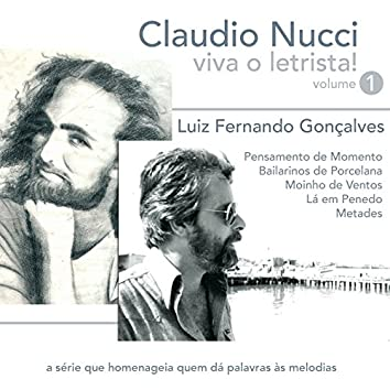 Viva o Letrista! Vol. 1, Luiz Fernando Gonçalves - EP