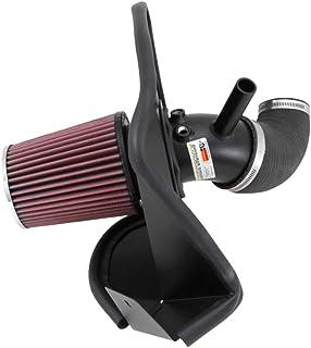 K&N Cold Air Intake Kit: High Performance, Guaranteed to Increase Horsepower: Fits 2013-2014 Hyundai Genesis Coupe, 2.0L L...