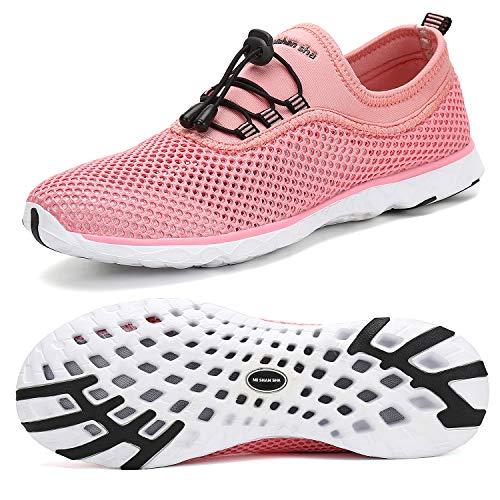 SAGUARO Transpirable Zapatos Descalzos Hombres Secado