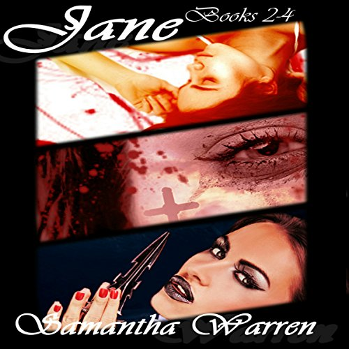 Jane audiobook cover art