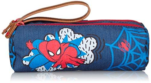 Disney by Samsonite Stylies Pencil Case JR. Marvel Etui, 1 liter, Spiderman Pop