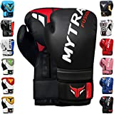 Mytra Fusion Boxhandschuhe 10oz 12oz 14oz 16oz Boxhandschuhe für das Training Punching Sparring Boxsack Boxhandschuhe Sandsack Handschuhe Muay Thai Kickboxing MMA Kampfsport Workout Handschuhe