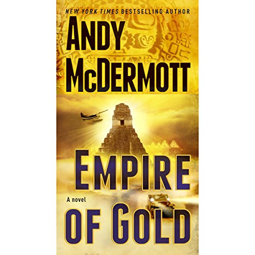 Empire of Gold     A Novel              By:                                                                                                                                 Andy McDermott                               Narrated by:                                                                                                                                 Robin Sachs                      Length: 17 hrs and 54 mins     143 ratings     Overall 4.2