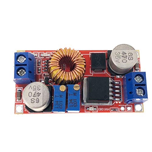 1pcs 5A DC to DC CC CV Lithium Battery Step Down Charging Board Led Power Converter Lithium Charger Step Down Module XL4015
