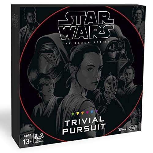 Trivial Pursuit Star Wars Hasbro B8615105