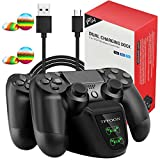 Controller Charging Station for Playstation 4 PS4...